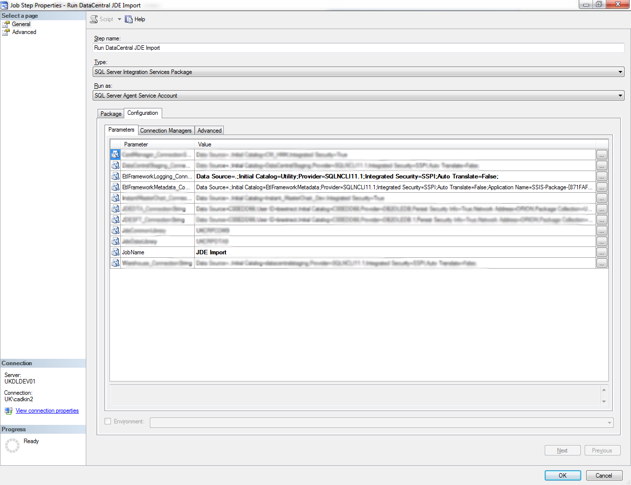 An introduction to ssis etl frameworks part 1 for Ssis framework template