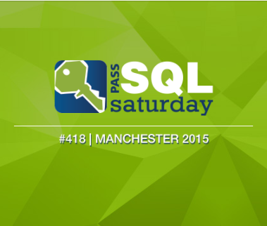 SQL Saturday Manchester