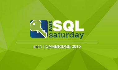 SQLSaturday_Cambridge_2015