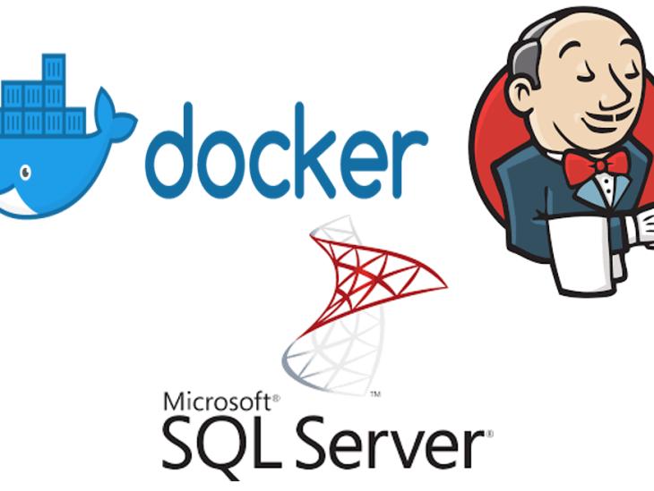 My 2018 SQL Server, Docker and Jenkins Presentation In Blog Form
